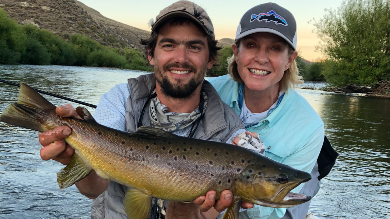 Fly-fishing experience