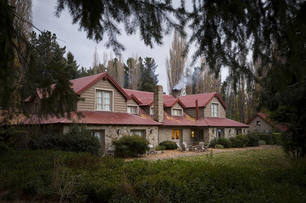 TIpiliuke Lodge in Patagonia