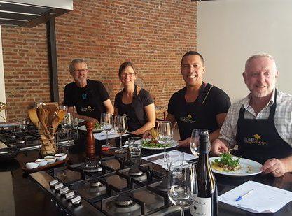 Food Experiences in Santiago